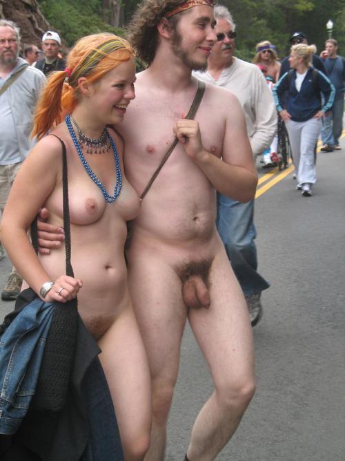everyday nudity